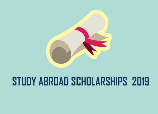 Study Abroad Scholarships 2019 - Study Abroad Scholarships For Indian Students